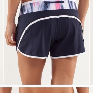 Lululemon Turbo Run shorts size 6